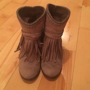 Never worn, Not Rated Heels!